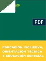 Circular pedagogica 2- Orientación Técnica