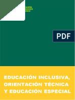 Apertura y Presentacion Plan DEI, OT, EE 2020