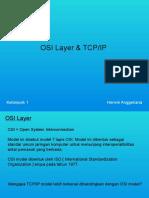 OSI&TCPIP