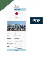 trabajo de investigacion economia japon