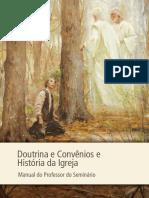 Doutrina e Convênios e%0AHistória da Igreja -%0A Manual do Professor do Seminário.pdf