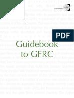 Gfrc Guidebook