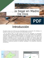 Minería Ilegal en Madre De Dios1