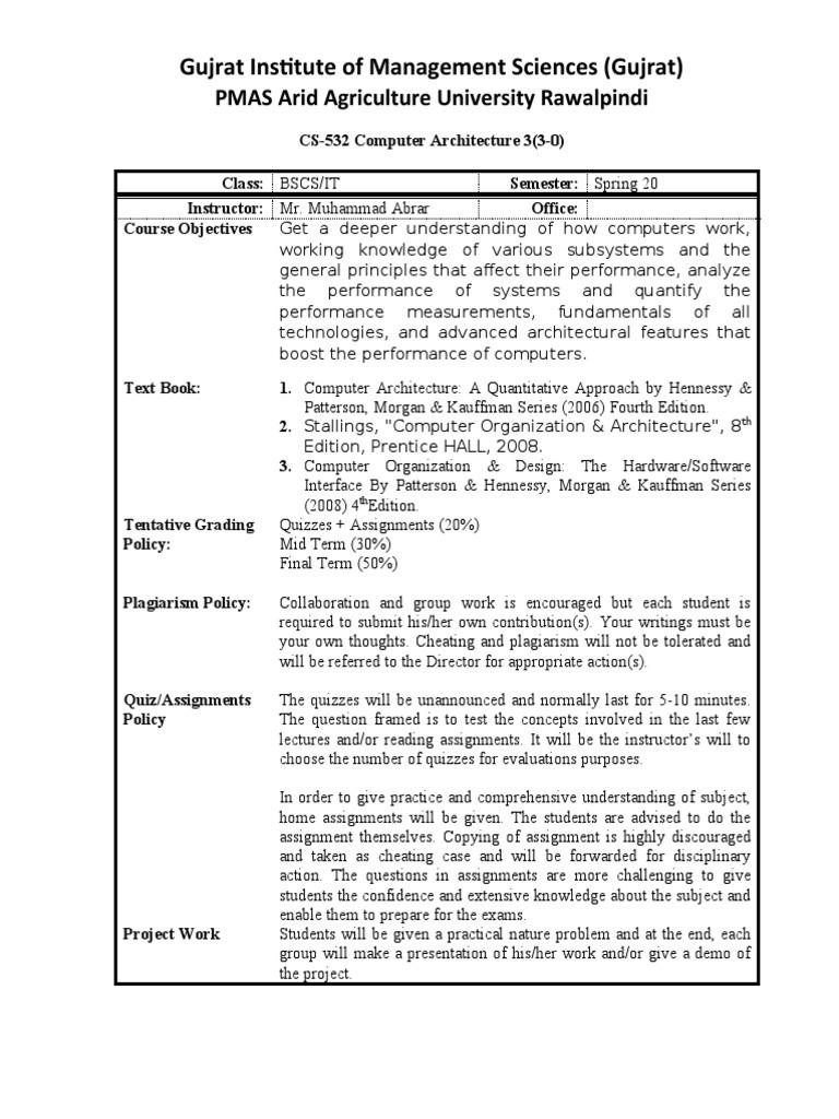 Gujrat Institute Of Management Sciences Gujrat Pmas Arid Agriculture University Rawalpindi Multi Core Processor Central Processing Unit