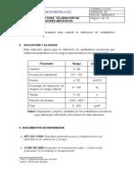 IC-021 Calibracion de ventiladores mecánicos