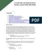 Cobol Vsam File Access