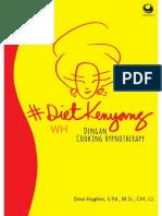 Diet Kenyang dengan Cooking Hypnotherapy by Dewi Hughes