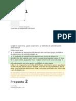 Evaluacion unidad 2 Matematica Financiera
