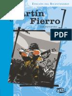 Martín Fierro - José Hernández @LaLibrocueva.pdf