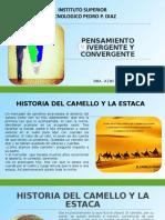 PENSAMIENTO DIVERGENTE Y CONVERGENTE.pptx