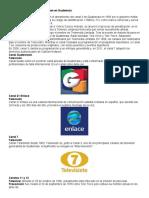 Medios de Información que existen en Guatemala