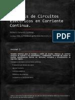 Clase 0 - Análisis de Circuitos Eléctricos en Corriente Continua