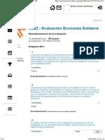U2E2 - Evaluación Economía Solidaria