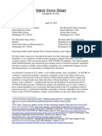2020.04.29 Letter to House and Senate Leadership on CHCs in C4
