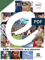 Texto sobre el lugar de la educación en la evoución de la especie. Doctor Víctor Molina (2006) Revista PRELAC, UNESCO