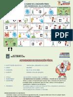 2da ACTIVIDAD DE EDUCACIÓN FÍSICA.