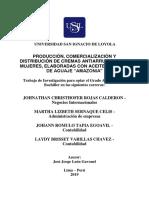 Crema amazona 2019