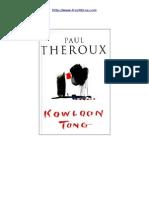 Theroux, Paul - Kowloon Tong