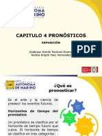 CAPITULO 4 PRONOSTICOS