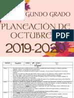 00 Octubre - 2do Grado 2019 (1)