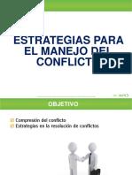 comite- ESTRATEGIAS PARA EL MANEJO DEL CONFLICTO (1)
