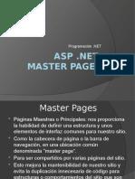 ASP .Net Master Page