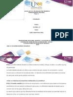 Paso 2 - Reflexión Multimodalidad Educativa