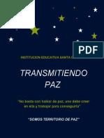 INSTITUCION EDUCATIVA SANTA CLARA natalia yul ca. paz