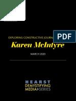 Demystifying Media Podcast - Karen McIntyre
