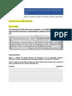 proceso de industrialización de la ciudad de cali y el valle del cauca