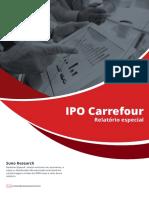 Relatorio Especial IPO Carrefour
