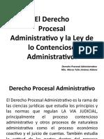 1. Derecho procesal Administrativo (1).ppsx