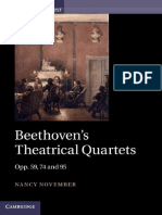 Beethoven's Theatrical Quartets _ Opp. 59, 74, And 95 ( PDFDrive.com )