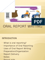 ORAL-REPORT-WRITING