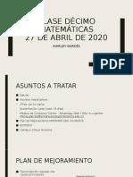 CLASE DÉCIMO MATEMÁTICAS.pptx