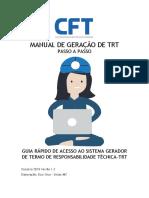 Manual de Geracao de Trt v1 2