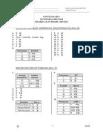 BIOLOGI+2010+-+Seleksi+OSN+Tingkat+Provinsi+-+Kunci+Jawaban(2)