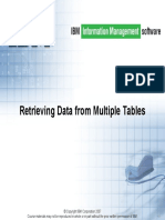 5-Retrieving Data from Multiple Tables