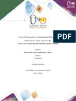 Competencias Comunicativas Docentes, Presaberes,1.docx