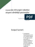 Influenţa-chirurgiei-robotice-asupra-sănătăţii-pacienţilor