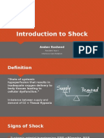 Introduction to Shock PPT
