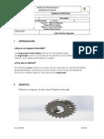 Practica 2 (Engrane Helicoidal)