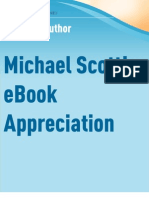 Michael Scott's eBook Appreciation, Travel,