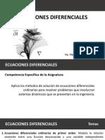 01 Ecuaciones Diferenciales Lineales de Primer Orden