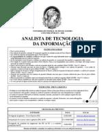 Analista de Tecnologia da Informação
