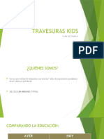 TRAVESURAS KIDS