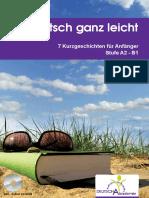 Deutsch Ganz Leicht 7 Kurzgeschichten Fur Anfaenger