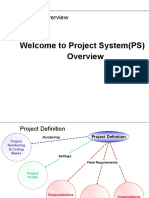 Presentation PS (Overview of SAP PS 1Module)