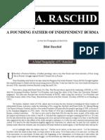U M. A. RASCHID