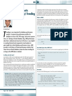 Oracle AWR Trending - IOUG SELECT Magazine -Quarter 4 2010